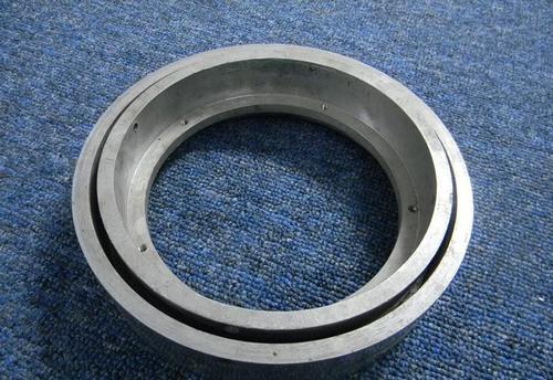 低压浇铸机低压大功率电机转子模具设计